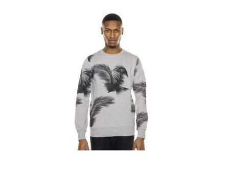 REVOLUTION PALM CREWNECK