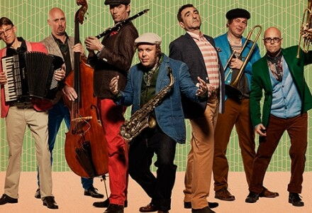 AMSTERDAM KLEZMER BAND XL